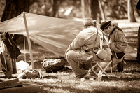 Civil War Reenactment - Huntingtion Beach CA (10 of 71)