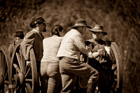 Civil War Reenactment - Huntingtion Beach CA (15 of 71)